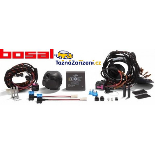 019-008 originální elektroinstalace 7-pin Bosal (Kia Sportage r.v. 2004-2010)