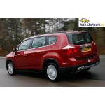 Tažné zařízení Chevrolet Orlando - BOSAL 036-931