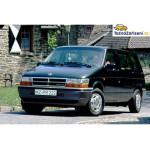 Tažné zařízení Chrysler Voyager - BOSAL 020-382