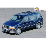 Tažné zařízení Chrysler Grand Voyager - BOSAL 020-382