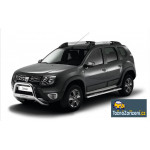 Dacia Duster (tažné+elektro+montáž) 040-301OEM