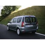 Tažné zařízení - montáž Dacia Logan MCV - Bosal 044-811 EM