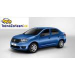 Tažné zařízení Dacia Logan Sedan r.v. 10/2012- bajonet Oris