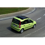 Tažné zařízení Fiat Panda II ne 4x4 - BOSAL