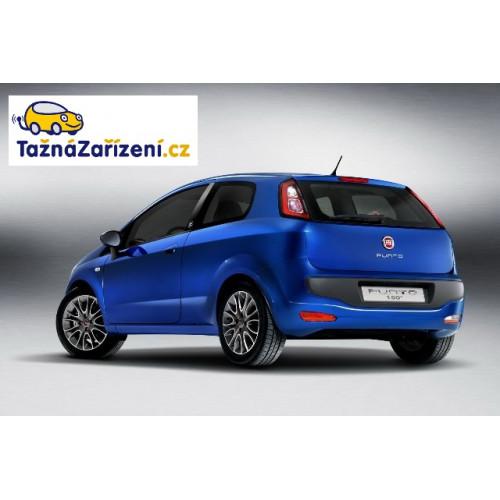 Tažné zařízení - montáž Fiat Punto Grande - Bosal 034-191