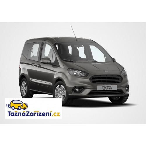 Tažné zařízení Ford Tourneo Courier - montáž