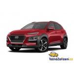 Tažné zařízení Hyundai Kona - montáž