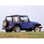 Tažné zařízení Jeep Wrangler - ne Sport - BOSAL