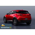 Tažné zařízení - montáž Mazda CX 3 - Bosal 038-023 OEM