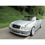 Tažné zařízení Mercedes CLK - BOSAL