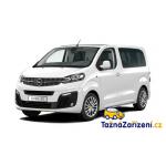 Tažné zařízení Opel Zafira Life - montáž