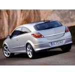 Tažné zařízení Opel Astra H, HB, vč. GTC, ne OPC - BOSAL