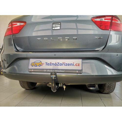 Vertikální bajonet Oris - Seat Toledo - montáž