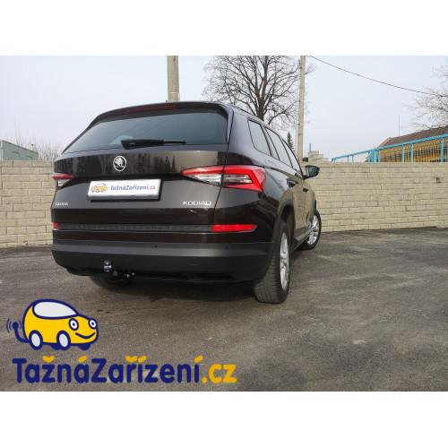 Tažné zařízení Škoda Kodiaq - montáž