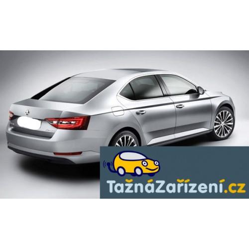 Tažné zařízení Škoda Superb 3 - montáž