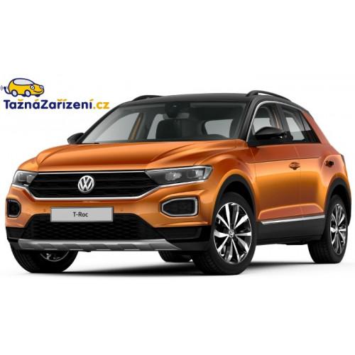 Tažné zařízení Volkswagen T-Roc - montáž