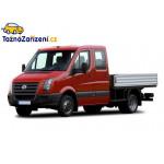 Tažné zařízení Volkswagen Crafter Valník 5 tun - BOSAL 040-082