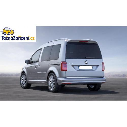 Tažné zařízení Volkswagen Caddy+Caddy Maxi r.v. 5/2015- (ne pro vozidla s couvacími senzory)