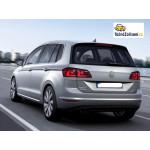 Tažné zařízení - montáž VW Golf VII Sportsvan - Bosal 038-041 OEM