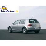 Tažné zařízení Volkswagen Golf 4 HB+Kombi r.v. 8/1997-6/2006 bajonet Ecofit