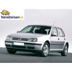 Tažné zařízení Volkswagen Golf 4 HB+Kombi r.v. 8/1997-6/2006 bajonet Oris
