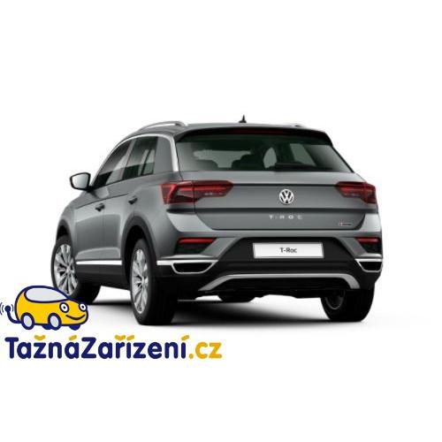 Vertikální bajonet Oris - Volkswagen T-Roc - montáž