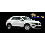 Vertikální bajonet Oris FIX4BIKE - Volkswagen T-Roc - montáž